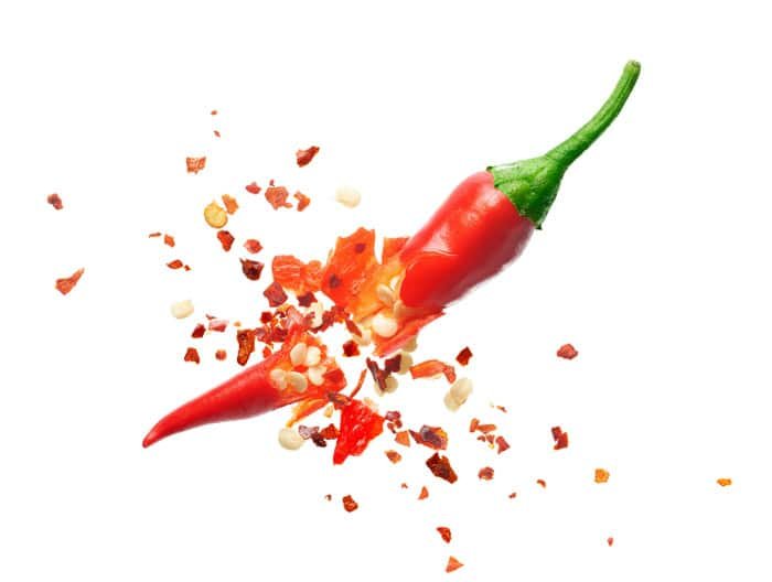 WP Creative, Design and Marketing Agency Suffolk, Copy Writing Services, Slicing a Chili