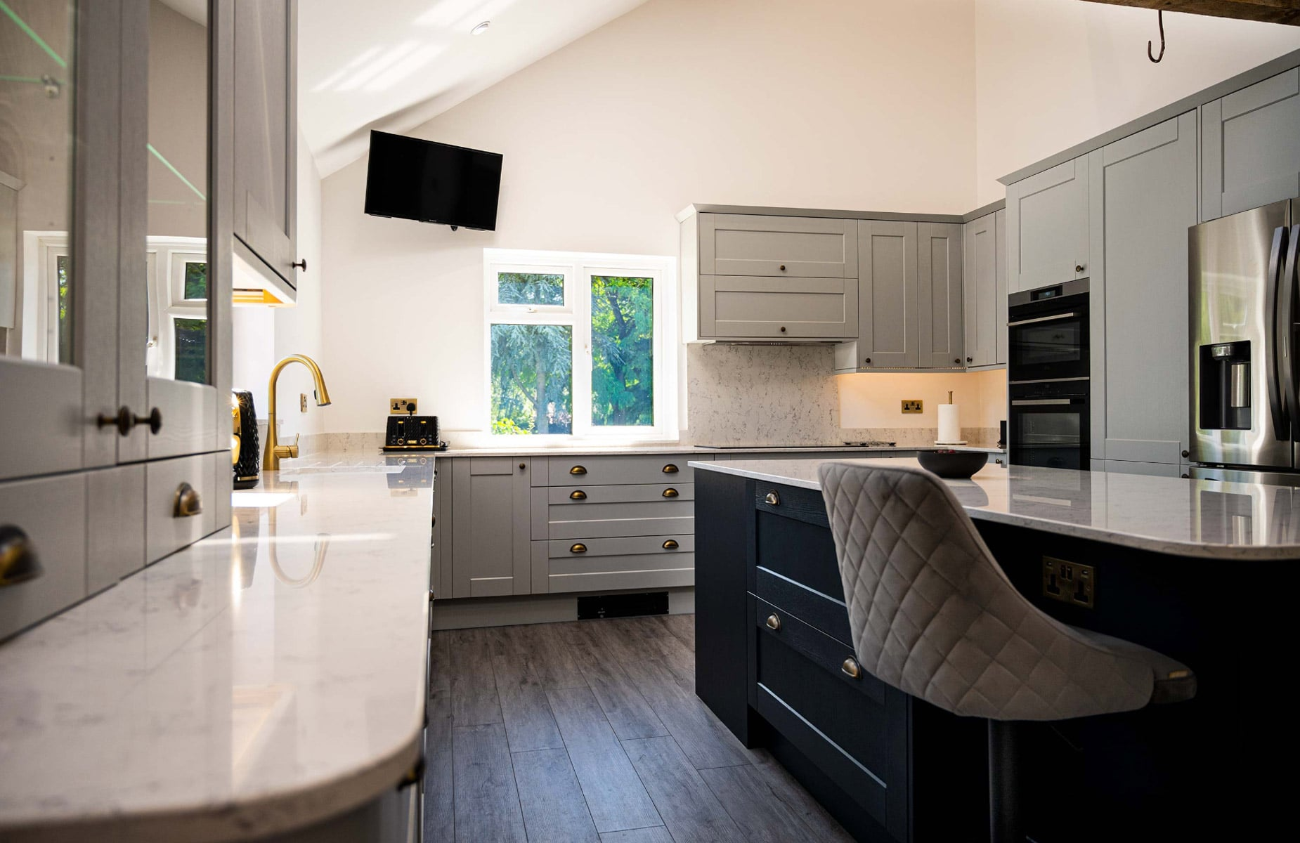 WP Creative, Design and Marketing Agency Suffolk, Photography Services, Professional Construction Project Images, Kitchen