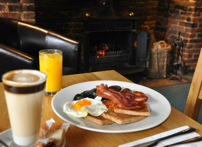 WP Creative, Design and Marketing Agency Suffolk, Photography Services, Professional Food Photography, Cooked Breakfast