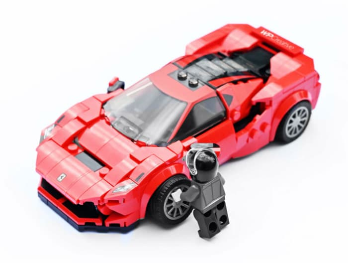 WP Creative, Design and Marketing Agency Suffolk, Pay Per Click Services, Toy Car and Figure